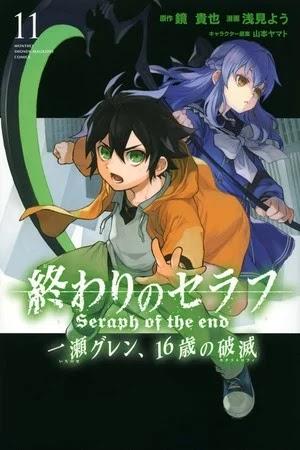 El manga Seraph of the End: Guren Ichinose Catastrofe