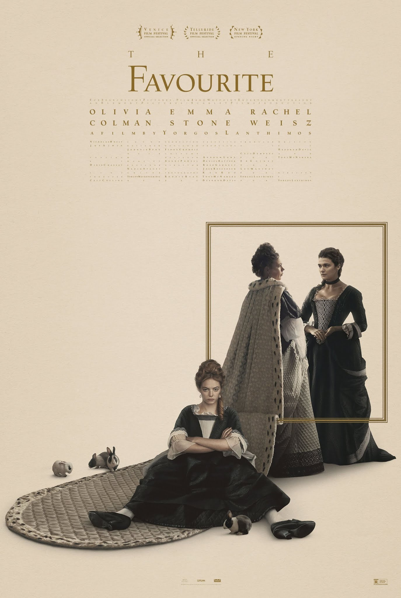 """The Favourite"" (""Faworyta"")"