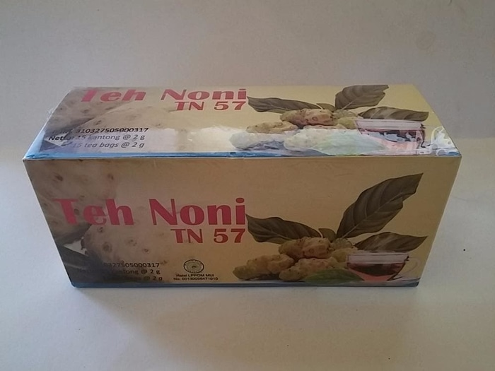Jual Teh Buah Noni/Mengkudu TN 57 Toganusantra