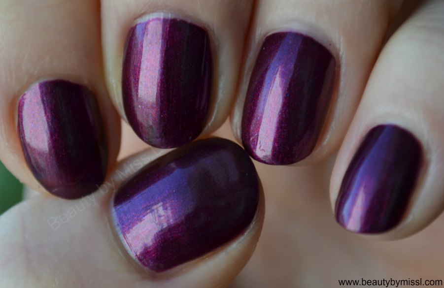 China Glaze Cowgirl Up swatches