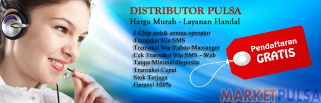 Website Resmi Market Pulsa