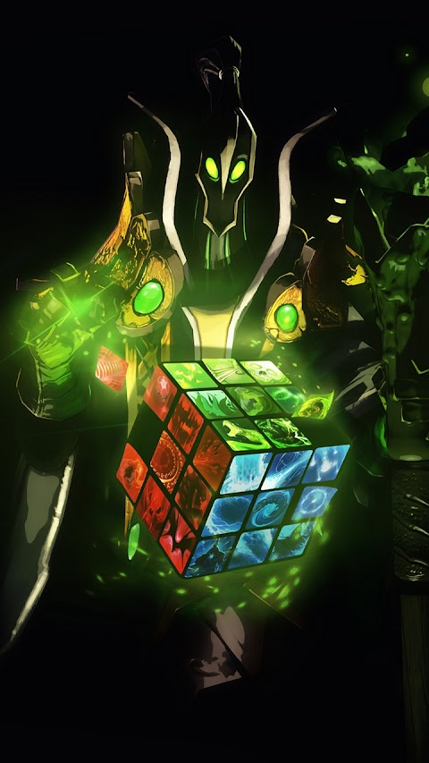 Dota 2 Rubick