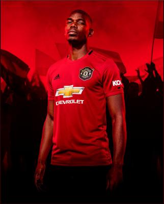 Jezi mpya Man United