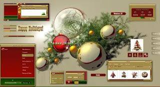 temi natalizi windows 10