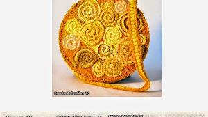 4 patrones de carteras al crochet