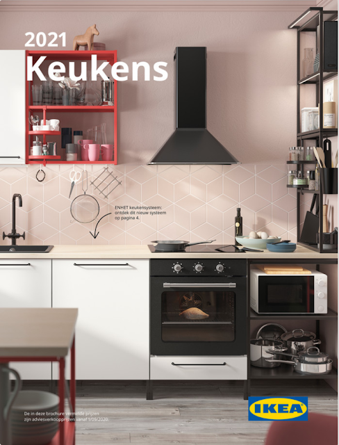 IKEA Brochure Keukens 2021