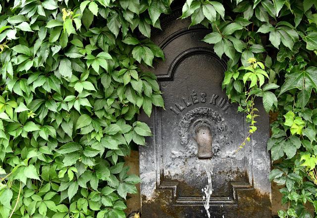 Brunnen Budapest
