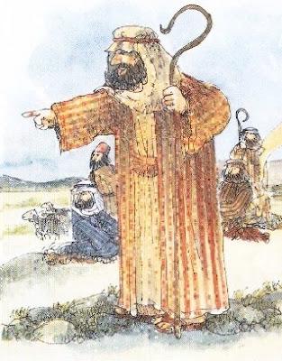 I fratelli avvistano Giuseppe
