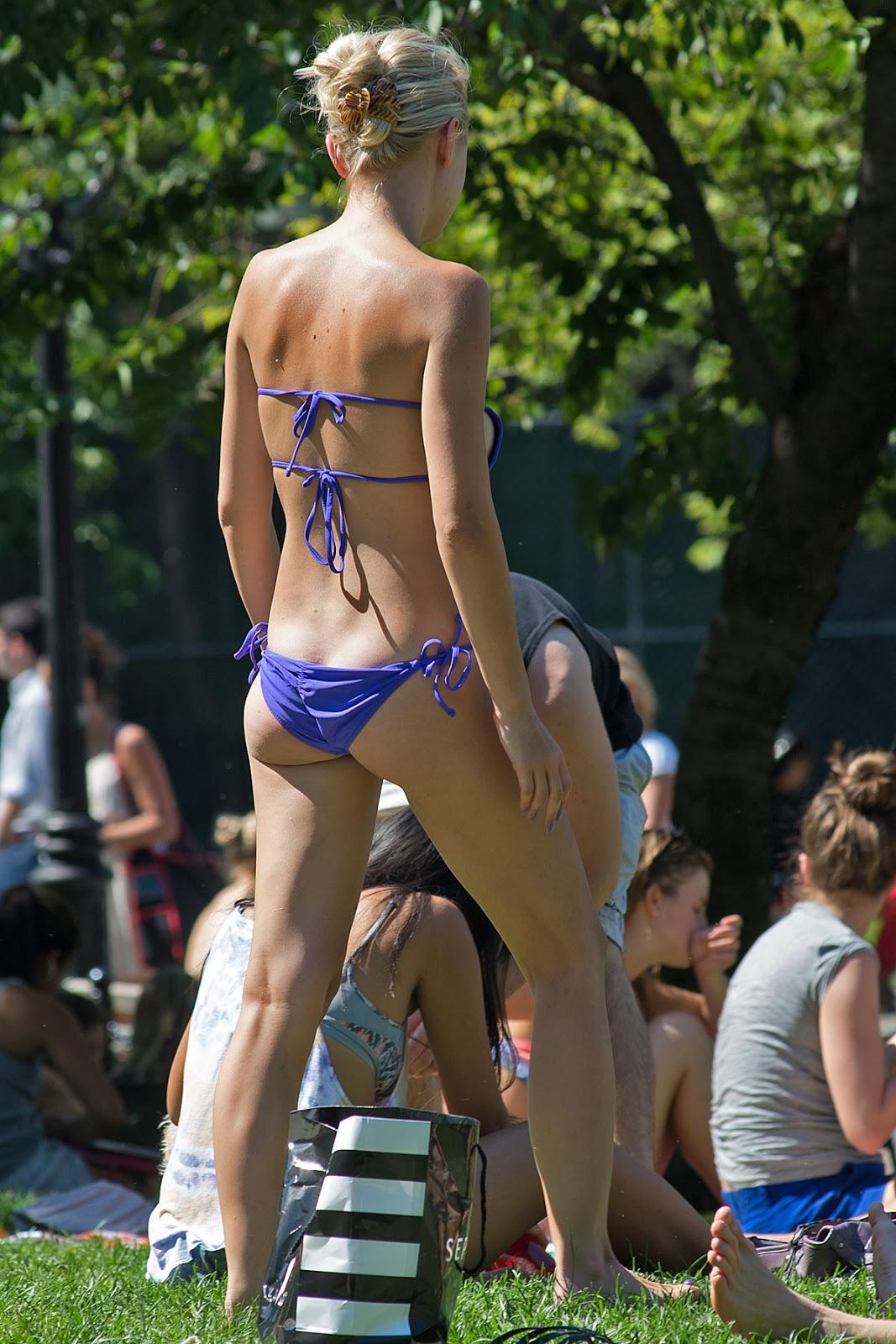 Public Bikini Pictures