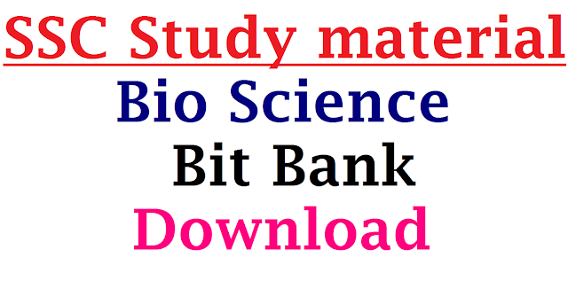 SSC Study material Bio Science Bit Bank| SSC Study Material Bio Science Bit Bank- Download | 10th Class Study Material Bio Science Bit Bank | SSC March Public Examination Study Material Download | Efficient Study Material for SSC/10th March Public Examination | ssc-study-material- Bio Science-bit-bank-download | Readymade Study Material for SSC Students to Score Good Marks in Public Examinations/2017/02/Class10th-ssc-study-material-Bio-Science-studies-bit-bank-download.html