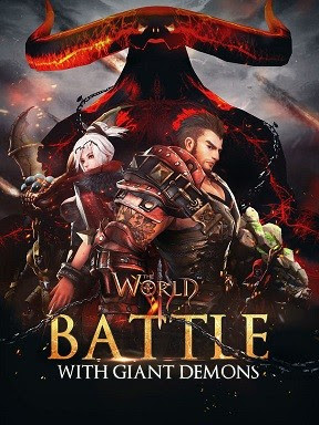Download The World 3 Rise of Demon MOD APK V.1.28