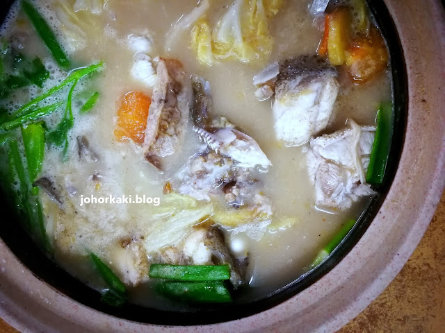 Black-Vinegar-Pork-Fish-Head-Yam-Soup-Onn-Kee-Jaya-Tampoi