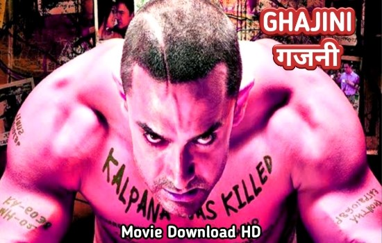 Ghajini 2008 Hindi Full Movie HD