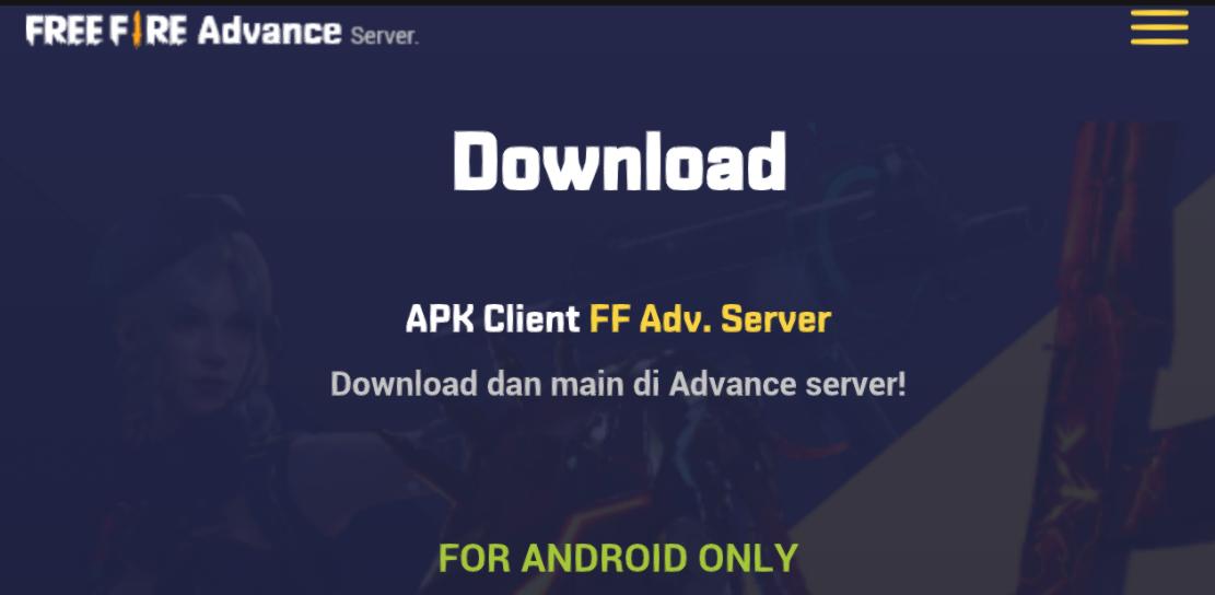 Wajib Tahu Q & A Terkait Advance Server Free Fire Indonesia