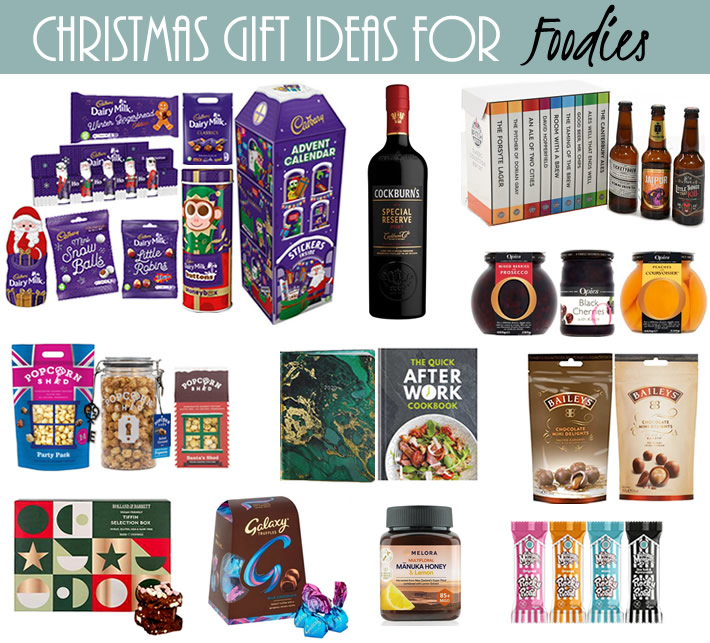 Top Foodie Gifts