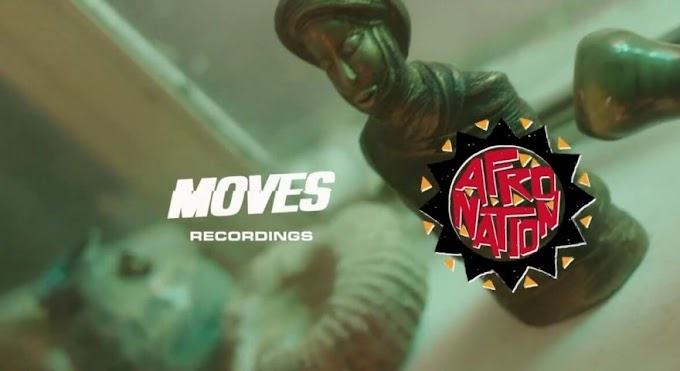 VIDEO: BOJ ft. Tiwa Savage – Your Love (Mogbe)