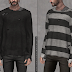 Ripped Knit Sweater - Patreon Exclusive