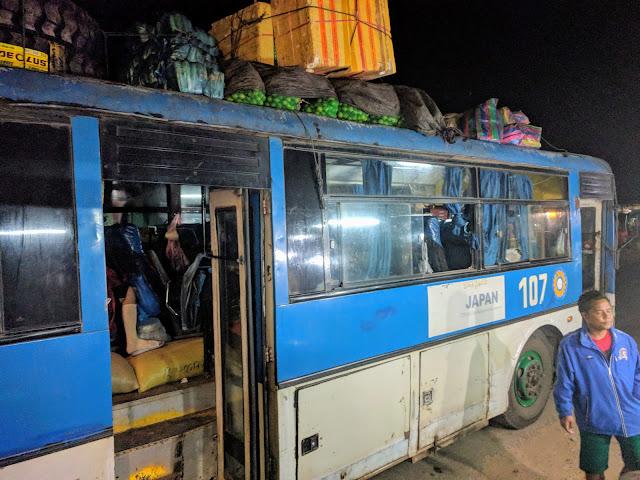 Voyage Thakhek 4000 îles laos blog voyage