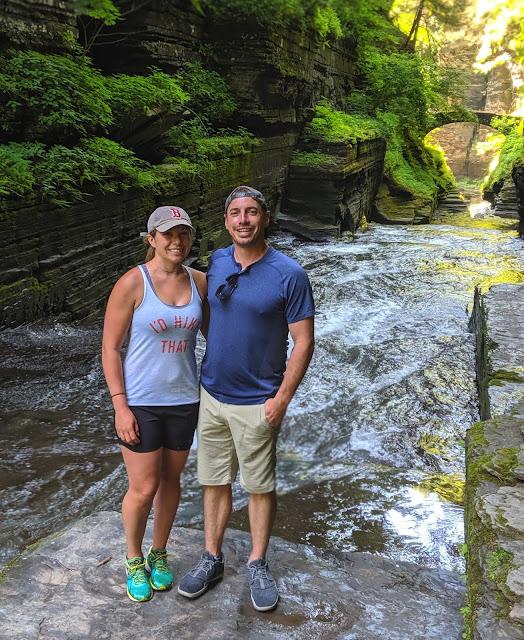 Gorge Trail Robert H. Trehman State Park v