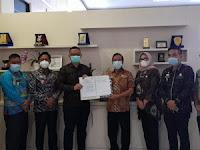 BPKAD Dan BPPRD Lamsel Tandatangani PKS Dengan PT. Bank Lampung