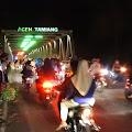 Cegah Kerumunan, 150 Petugas Gabungan di Aceh Tamiang Amankan Malam Takbiran Idul Adha 1442 Hijriah