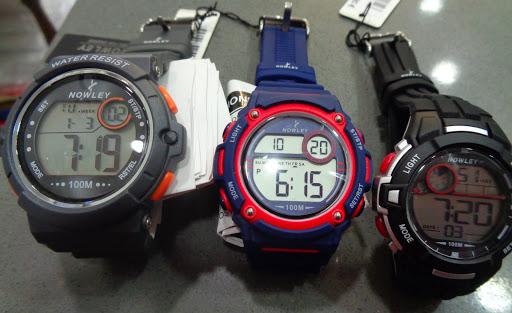 Relojes digitales Nowley, 100M