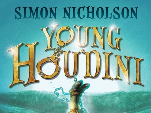SPOTLIGHT! - Young Houdini: The Demon Curse by Simon Nicholson  ***GIVEAWAY***