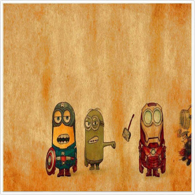 Kumpulan Gambar Minion Lucu dan Keren Banget