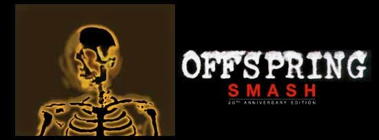 <center>The Offspring announce special edition of 'Smash'</center>