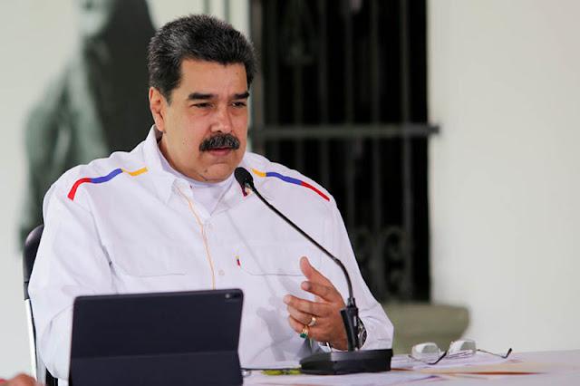 Maduro propone ir al método «7+14»