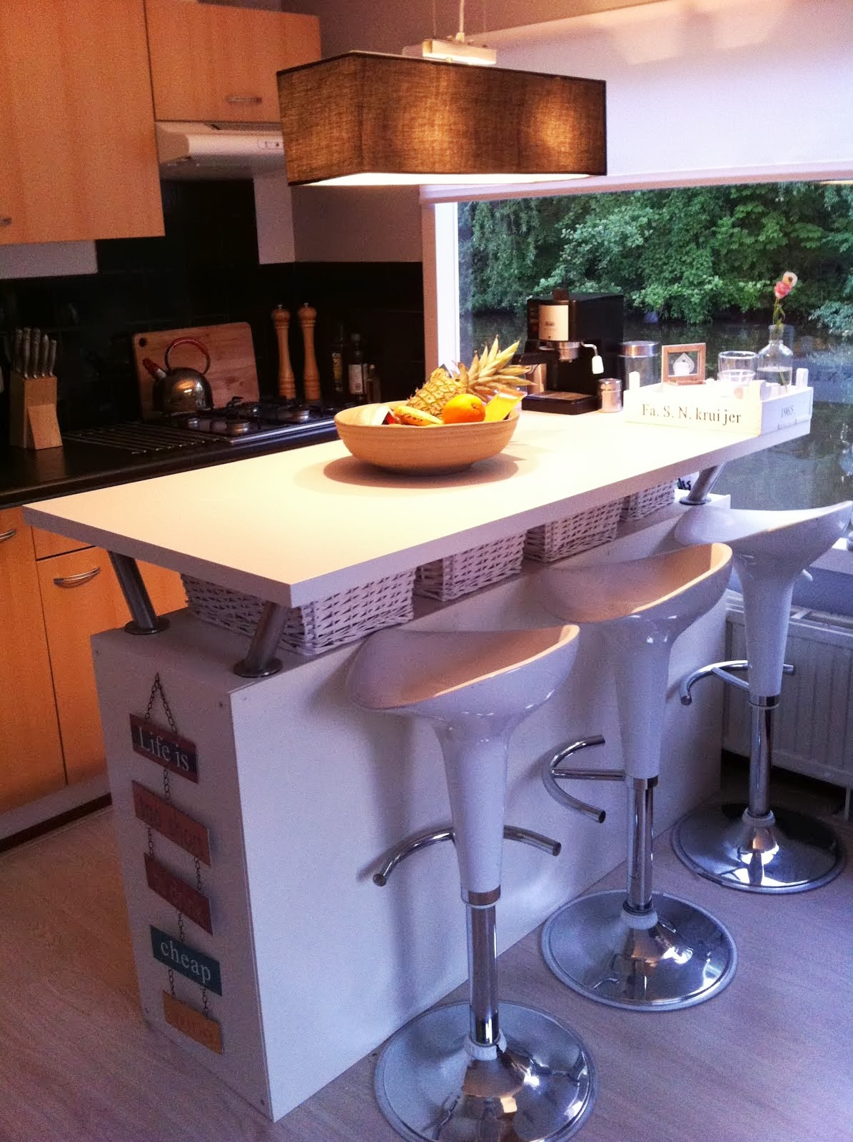 Ikea Kitchen Bar Toys Set Expedit And Hackers