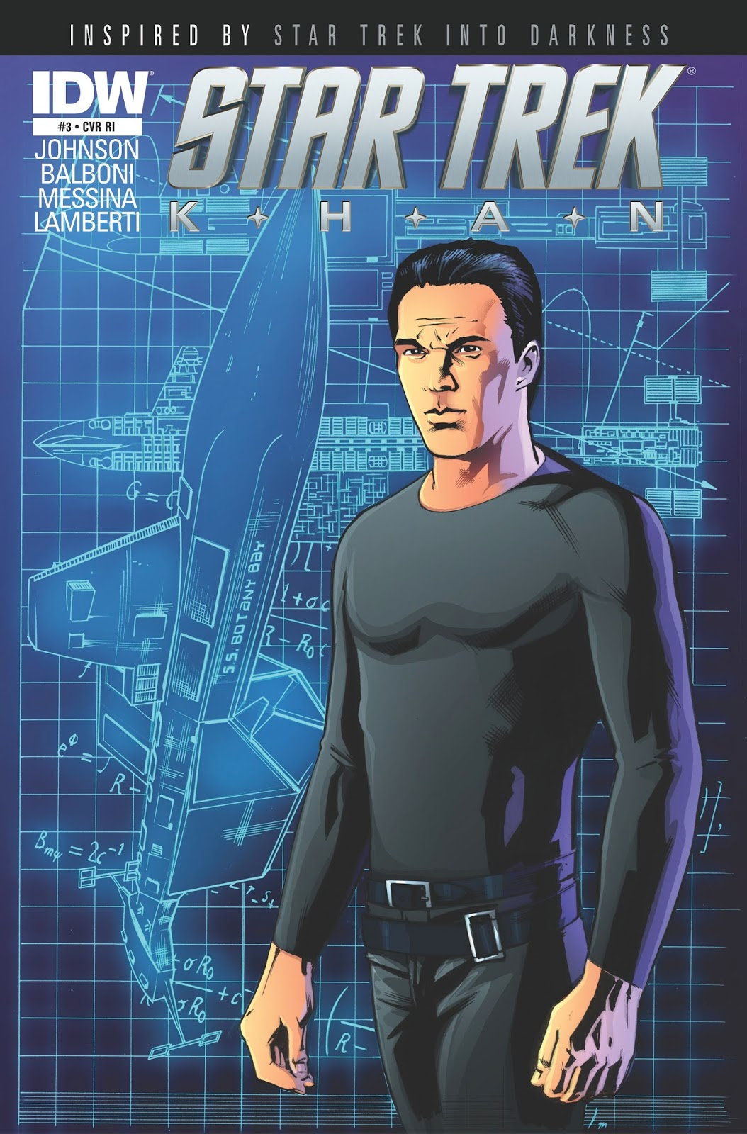 The Trek Collective Khan 3 Covers And Excerpt