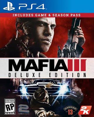Mafia 3 PC Cover