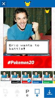 Pokemon Photo Booth Legenda