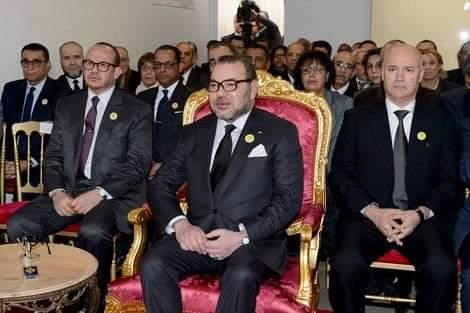 جلالة الملك محمد السادس ٦ يهنئ رئيس روسيا البيضاء بعيد استقلال بلاده