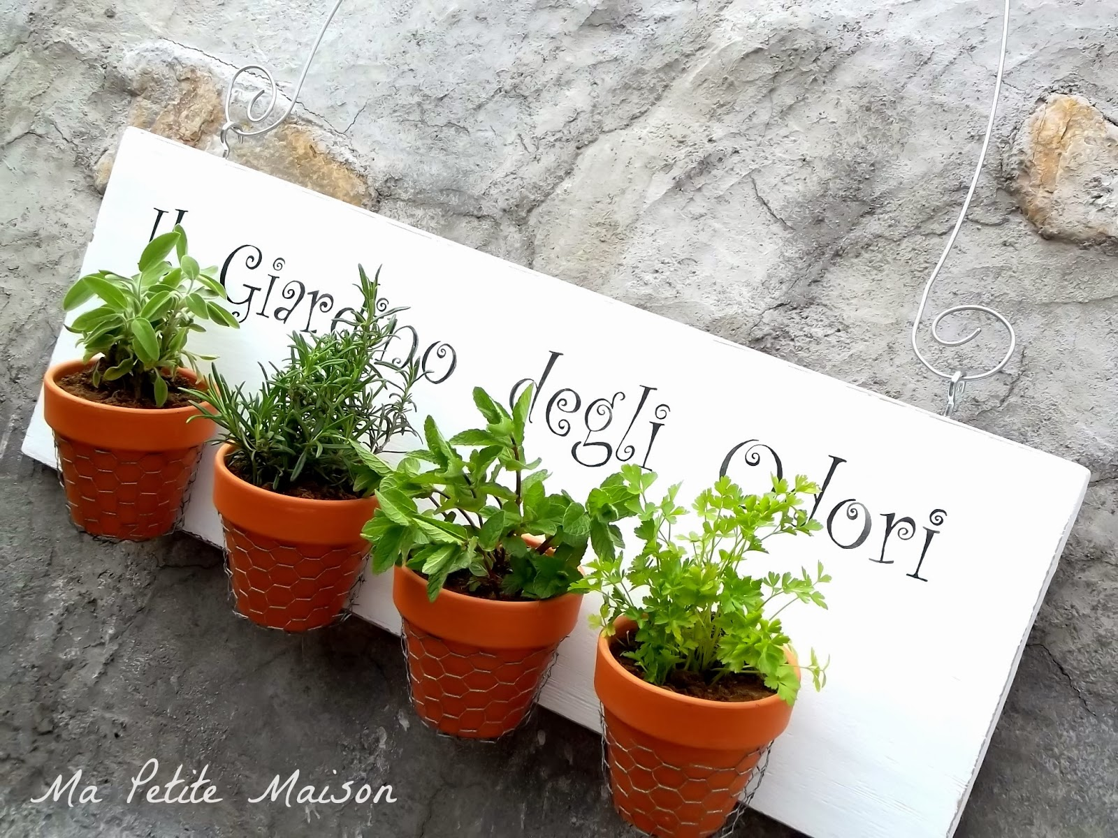 Il giardino degli odori ma petite maison - Ma petite maison com ...