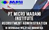 Lowongan Kerja BUMN - Lulusan SMA SMK - PT Micro Madani Institute (PNM Group)