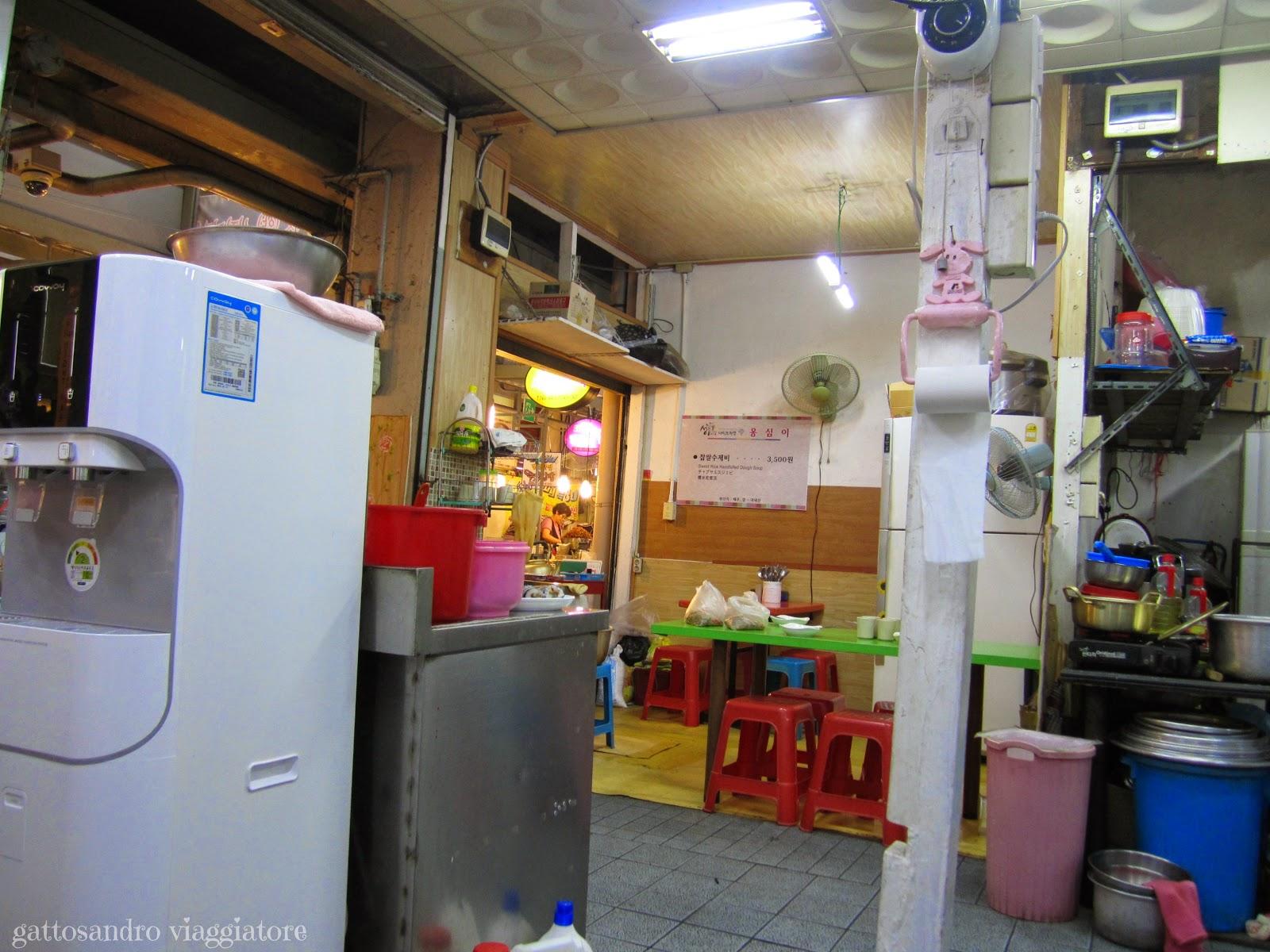 Gyeongju Market