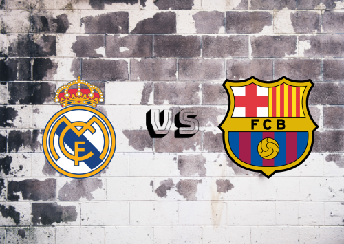 Real Madrid vs Barcelona  Resumen y Partido Completo