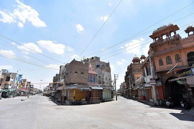 राजस्थान में कोरोना अनकंट्रोल : एक्टिव मामले रविवार को 2 लाख पार, 24 घंटे में 17,921 नए मामले