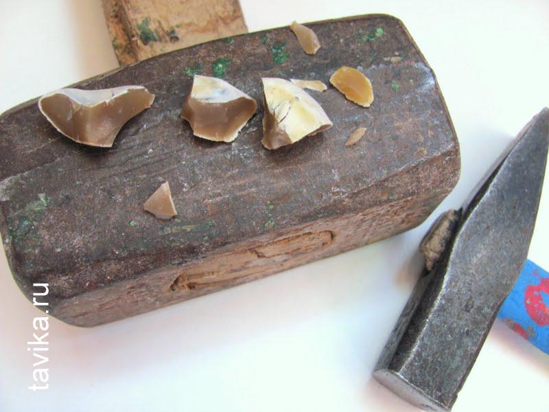 опыты для детей по геологии