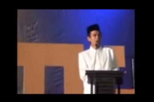 Dituding Telah Menghina Nabi, Ustadz Abdul Somad Beri Klarifikasi yang Menampar ini