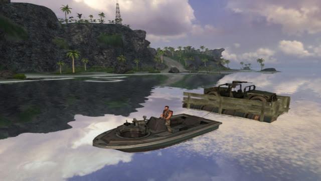 Far Cry 1 Thám Hiểm Đảo Thái Bình Dương