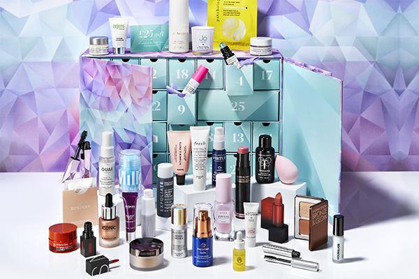 Kalendarz Adwentowy z kosmetykami 2019 Cult Beauty Advent Calendar 2019