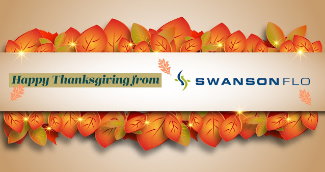 Happy Thanksgiving from Swanson Flo