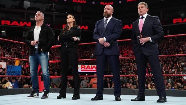 Инвесторы подали в суд на руководство компании WWE