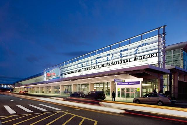 Aeroporto de Québec (YQB)