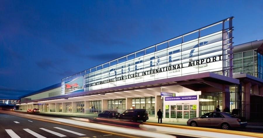 Aeroporto Quebec : Como ir do aeroporto de quebec até o centro da cidade