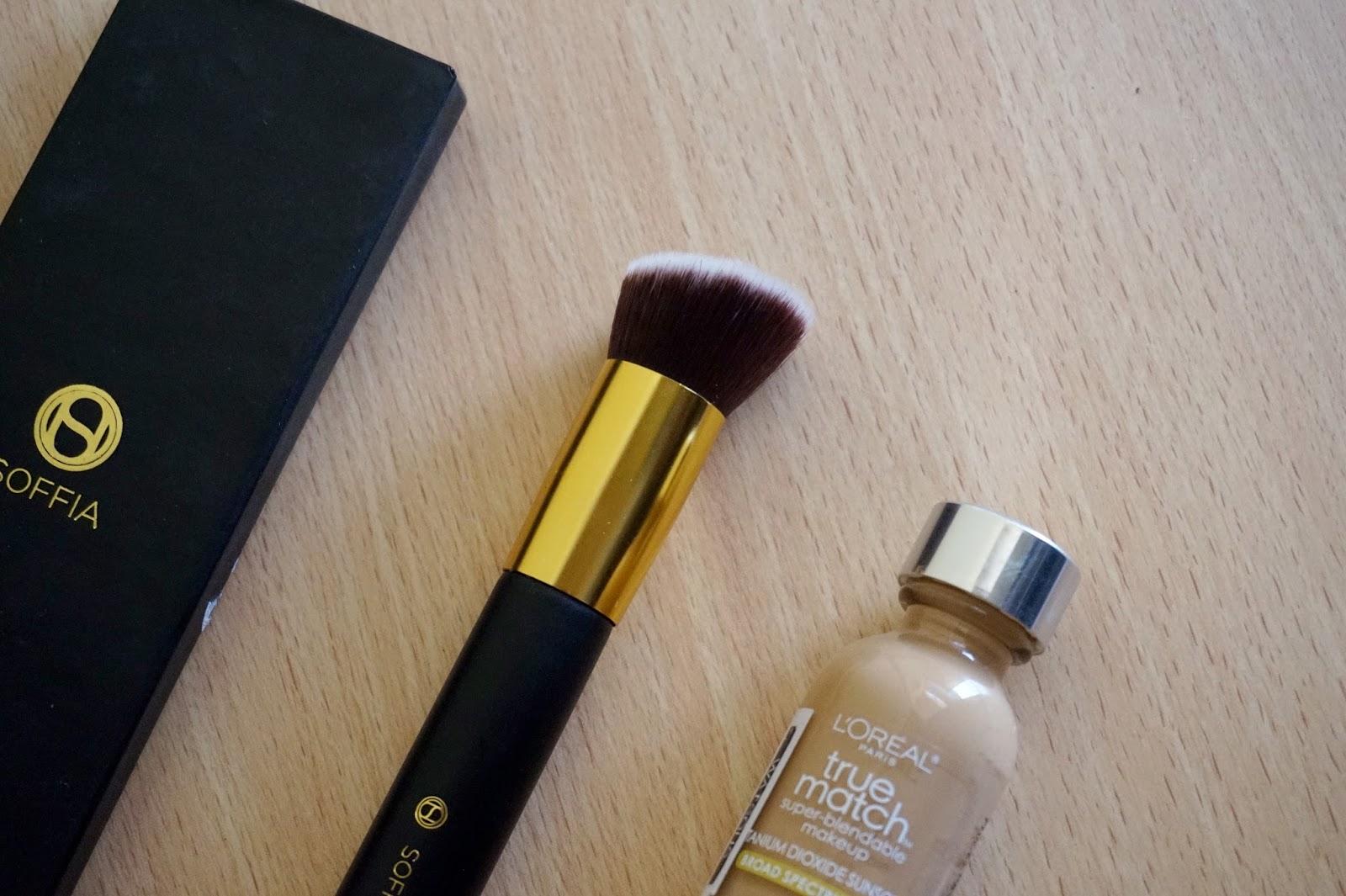 soffia opulence brush