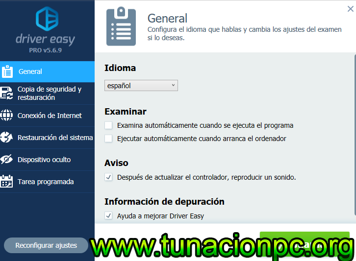 descargar DriverEasy Pro, Actualiza drivers